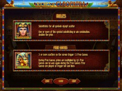 Riches of Cleopatra слот автоматы slot-77.com Gaminator 3/5
