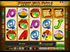Quest for Gold слот автоматы slot-77.com Greentube 5/5