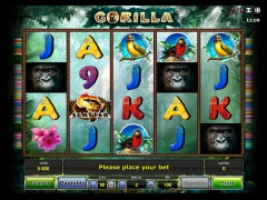 Gorilla слот автоматы slot-77.com Greentube 1/5