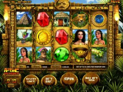 Aztec Treasures 3D слот автоматы slot-77.com Greentube 1/5