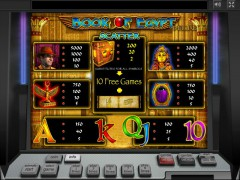 Book of Egypt Deluxe слот автоматы slot-77.com Greentube 2/5