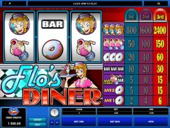Flo's Diner - Microgaming