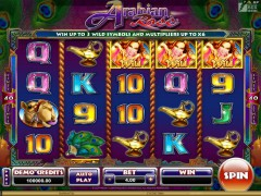 Arabian Rose - Microgaming