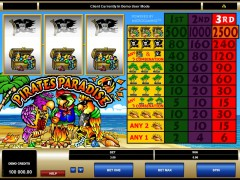 Pirates Paradise - Microgaming