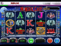Monster Cash - OpenBet