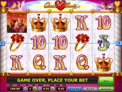 Queen of Hearts Deluxe слот автоматы slot-77.com SGS Universal 1/5