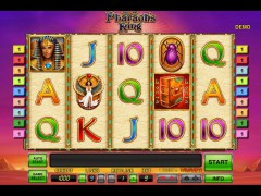 Pharaoh's Ring слот автоматы slot-77.com Novomatic 1/5