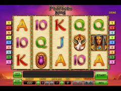 Pharaoh's Ring слот автоматы slot-77.com Greentube 1/5