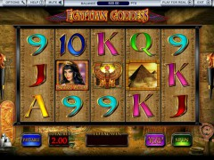 Egyptian Goddess слот автоматы slot-77.com Blueprint Gaming 1/5
