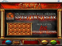 Fortunes Of Sparta - Blueprint Gaming