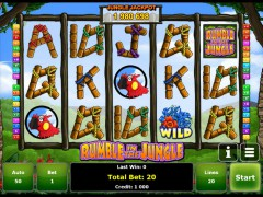 Rumble in the Jungle слот автоматы slot-77.com Gaminator 1/5