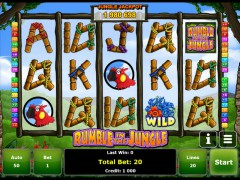 Rumble in the Jungle слот автоматы slot-77.com Novomatic 1/5