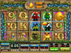 Feathered Frenzy - Microgaming