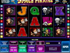 Space Pirates слот автоматы slot-77.com iSoftBet 1/5