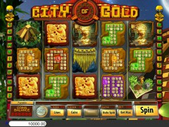 City of Gold слот автоматы slot-77.com Saucify 1/5