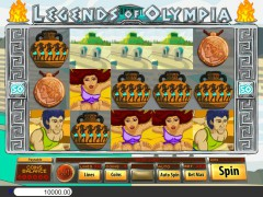 Legends of Olympia слот автоматы slot-77.com Saucify 1/5