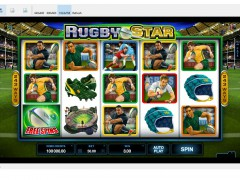 Rugby Star слот автоматы slot-77.com IGT Interactive 1/5