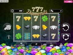 777 Diamonds слот автоматы slot-77.com MrSlotty 1/5