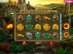 Aztec Pyramids слот автоматы slot-77.com MrSlotty 1/5