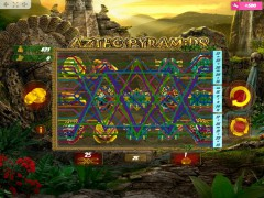 Aztec Pyramids слот автоматы slot-77.com MrSlotty 4/5