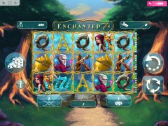 Enchanted 7s слот автоматы slot-77.com MrSlotty 1/5