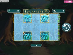 Enchanted 7s слот автоматы slot-77.com MrSlotty 2/5