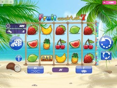 FruitCoctail7 слот автоматы slot-77.com MrSlotty 1/5