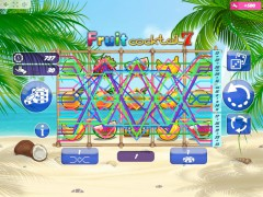 FruitCoctail7 слот автоматы slot-77.com MrSlotty 4/5