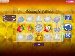 Golden7Fruits слот автоматы slot-77.com MrSlotty 2/5