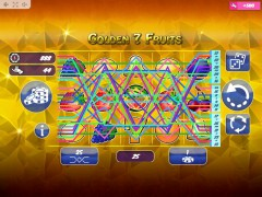 Golden7Fruits слот автоматы slot-77.com MrSlotty 4/5