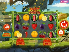 HOT Fruits слот автоматы slot-77.com MrSlotty 1/5