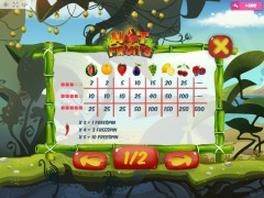 HOT Fruits слот автоматы slot-77.com MrSlotty 5/5