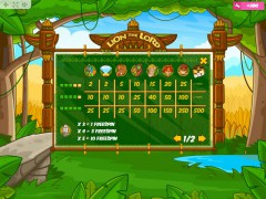 Lion the Lord слот автоматы slot-77.com MrSlotty 5/5