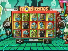Monsterinos слот автоматы slot-77.com MrSlotty 1/5