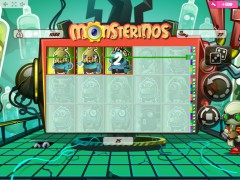 Monsterinos слот автоматы slot-77.com MrSlotty 2/5
