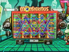 Monsterinos слот автоматы slot-77.com MrSlotty 4/5