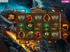 Super Dragons Fire слот автоматы slot-77.com MrSlotty 1/5