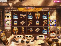 Treasures of Egypt слот автоматы slot-77.com MrSlotty 1/5