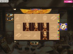 Treasures of Egypt слот автоматы slot-77.com MrSlotty 2/5