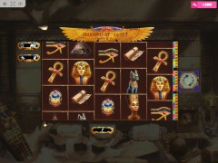 Treasures of Egypt слот автоматы slot-77.com MrSlotty 3/5