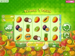 Tropical7Fruits слот автоматы slot-77.com MrSlotty 1/5