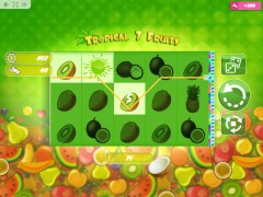 Tropical7Fruits слот автоматы slot-77.com MrSlotty 2/5