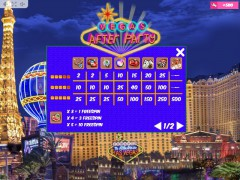 Vegas AfterParty слот автоматы slot-77.com MrSlotty 5/5