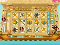 Cleopatra 18+ слот автоматы slot-77.com MrSlotty 1/5