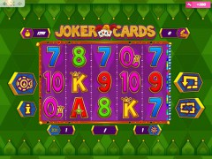 Joker Cards слот автоматы slot-77.com MrSlotty 1/5