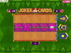 Joker Cards слот автоматы slot-77.com MrSlotty 2/5