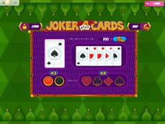 Joker Cards слот автоматы slot-77.com MrSlotty 3/5