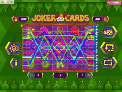Joker Cards слот автоматы slot-77.com MrSlotty 4/5