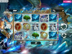 Zeus the Thunderer II слот автоматы slot-77.com MrSlotty 1/5