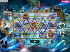 Zeus the Thunderer II слот автоматы slot-77.com MrSlotty 4/5